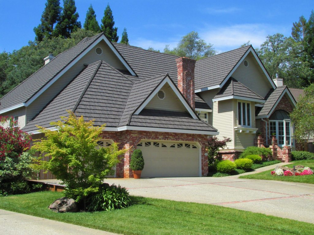 Boral Tile Stone Coated Steel Metal Cool Roofs Cal