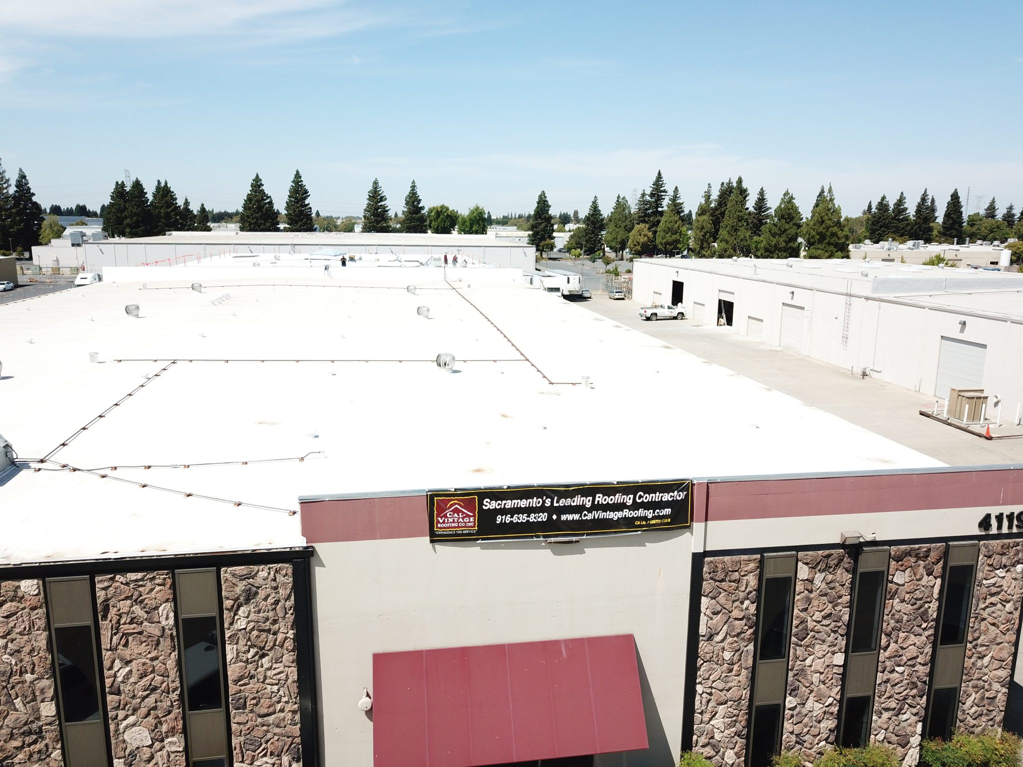 Low Slope/ Flat Roofing
