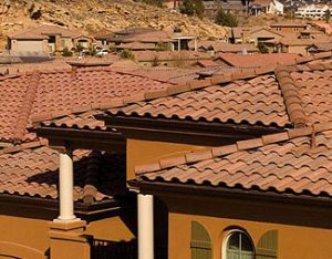 Concrete Roofing Tile Cal Vintage Roofing